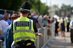 UK Civilian Police Officer (Defence Images) Tags: uk wales control military crowd cardiff free police hampshire portsmouth british defense defence officer policeman heddlu natosummit