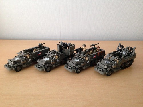 Half-track Collection