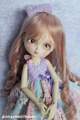 Rose Dreams (PinkGunDollhouse) Tags: doll kei fairy bjd clarice leekeworld