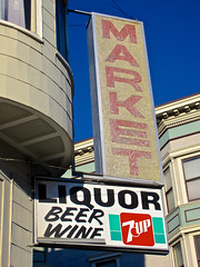 Market Liquor, San Francisco, C