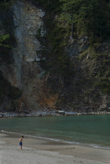 Bañista (Oscar F. Hevia) Tags: bañista playa mar agua arena acantilado paradisíaco bather water ocean beach sand cliff paradise heavenly paradisiacal sanpedrodeluiña playadesanpedrodebocamar sotodeluiña luiña asturias asturies principadodeasturias ofh paraísonatural naturalparadise paraisonatural