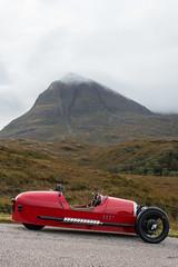 2014 NW Road Trip-0267 (Cal Fraser) Tags: 3wheeler car m3w morgan quinag sailgharbh sailgorm scotland sutherland threewheeler kylesku unitedkingdom nc500 northcoast500