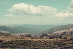 The End Of The Road (MarcoBekk) Tags: travel mountains travelling film nature clouds analog canon vintage landscape photography freedom fotografie image beck no picture australia away victoria retro explore marco analogue roads fotografia landschaft far discover bekk 7image mark7image