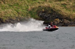 Jet Skier (robert55012) Tags: haven ski west scotland fife jet elie