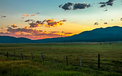 Prairie Beautiful Sunrise (http://fineartamerica.com/profiles/robert-bales.ht) Tags: red mountains reflection beautiful silhouette rural fence wow spectacular landscape countryside photo twilight cattle superb awesome fineart farming scenic surreal peaceful panoramic idaho pasture sensational prairie agriculture inspirational spiritual sublime sunrisesunset refreshing magical range tranquil magnificent grazing inspiring sagebrush haybales stupendous farmfield layered sunglow sunrisephotography lakecascade canonshooter southwesternidaho photouploads sceniclandscapephotography robertbales