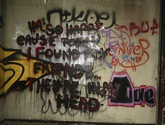 They're In My Head (From Another Place Photography) Tags: abandoned graffiti nirvana melbourne mentalasylum larundel