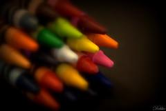 Crayons/Crayolas (debbiecoral) Tags: colors colores crayon cera crayolas