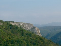 IL Monte Stena visto dalla Vedetta di S.Lorenzo
