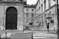 Collge De France (nicotepo) Tags: paris france college de johnpaul lepers voxpop