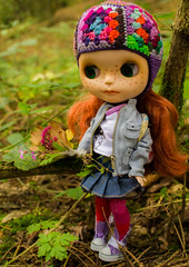 Blythe a Day 2 those fall colors