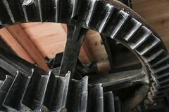 Holgate Windmill, September 2014 (19) (nican45) Tags: york slr mill windmill canon yorkshire sigma machinery dslr cogs 1770 gears foodfestival bakeoff 600d 1770mm stonefloor hwps holgatewindmill eos600d 1770mmf284dcmacro stonesfloor