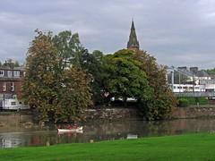 Speedwell (Bricheno) Tags: race river scotland escocia szkocja schottland dumfries dumfriesgalloway rowers scozia nith cosse rivernith  esccia   bricheno scoia nithnavigationrace