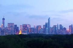 Museum Mile: The Met-Rooftop Garden, 06.10.14 (gigi_nyc) Tags: nyc newyorkcity summer themet metropolitanmuseumofart nycskyline rooftopgarden museummile metrooftopgarden