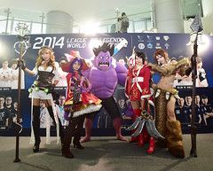 Spiral Cats (lolesports) Tags: cats spiral lol worlds s4 quarterfinals leagueoflegends riotgames lolesports lolesport