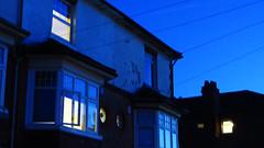 Nottingham Blue Hour