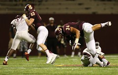 Hey Man, Leg O. (happiness is...photography) Tags: fall sports football action leg running dp players tackle dpisd dphs