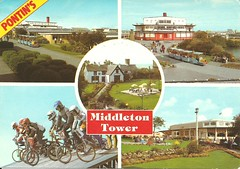 Pontins Middleton Tower Holiday Camp (trainsandstuff) Tags: vintage retro archival morecambe pontins holidaycamp middletontower fredpontin