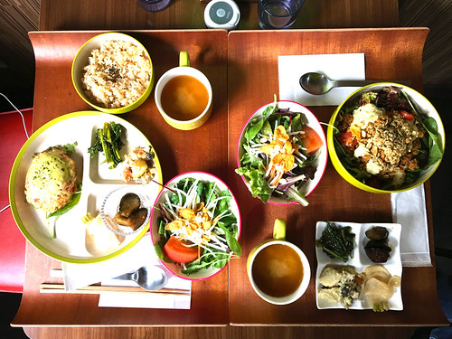 Osaka - Vegetable Kitchen Bar Aju