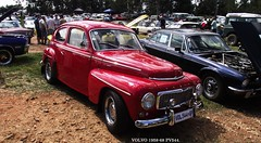 Volvo 1958-68 PV544.  [PR ] (Basic Transporter) Tags: c classic car show piston ring club south africa old volvo pv544