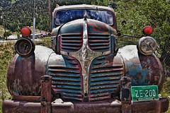 Dodge (bsurma) Tags: bsurma americana hdr bill surma colorado billsurma old rusty