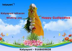 KAtyayani (propkatrealty) Tags: happy gudipadwa happygudipadwa katyayani