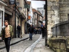 The Shambles, York, UK (neilalderney123) Tags: ©2017neilhoward york yorkshire uk olympusmshambles history street medieval