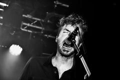 Automatic Sam - Arcs - Merleyn - Nijmegen (xavierteerling) Tags: automaticsam merleyn nijmegen arcs release doornroosje goomah pieterholkenborg xavierteerling merleynnijmegen albumreleasearcs concert bw blackandwhite bands music artists musicians xavier