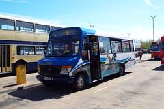 42545-03 (Ian R. Simpson) Tags: p545pne mercedes o814 plaxton beaver2 stagecoachincumbria stagecoachinmanchester stagecoachmanchester theospreybus bus minibus