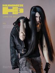 h3 (saikoxix) Tags: bjd doll dolls abjd simplydivine simply divine richard hummer humanization cars