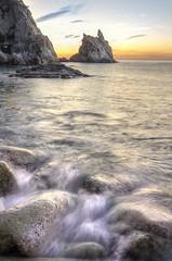 Antes de la salida del sol- (Ramirez de Gea) Tags: mar marinas amanecer cala costabrava tokinaaf1224mmf4 water landscapeseascape explore