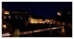 Monasterio y puente de San Pablo (éric) Tags: cuenca puente monasterio spain noche imagedatasmg935f14f17100 uploadscript imagemagick im:opts=crop4034x2000050 photo:id=2017040421162033457962720ojpg españa
