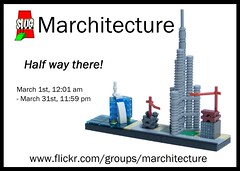 Beware the Ides of Marchitecture! (Dodge...) Tags: lego slug 2017 marchitecture architecture contest challenge construction micro dubai