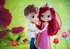 🌹🌹🌹 (sugarelf) Tags: spring roses cute dance prince strawberryshortcake princess season doll toy