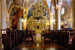 Kykkos Monastery (George Plakides - Off for a few days) Tags: kykkos panagia kykkou monastery cyprus icons