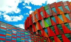 The Kuggen - Goteborg (@ Karin) Tags: thekuggen goteborg zweden architecture design colours colors modernarchitecture contemporaryarchitecture
