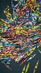 sHellNo Paddle In Seattle - Kayak Canoe Mosaic May 16th 2015 GP (Backbone Campaign) Tags: shellno flotilla seattle backbone shell climate arctic kayak kayaktivists campaign paddle
