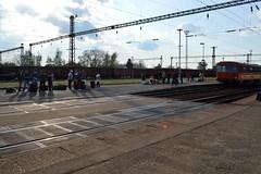 2017_Kiskunfélegyháza_1076 (emzepe) Tags: 2017 április tavasz hungary hongrie ungarn kiskunfélegyháza állomás vasútállomás railway station bahnhof gara gare bézé