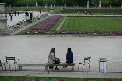 Friends @ Jardin du Luxembourg @ Paris (*_*) Tags: paris france europe city spring 2017 april walk saturday cloudy jardinduluxembourg park garden