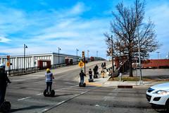 segway tour of downtown Tulsa (DIGITAL IDIOT) Tags: segway digitaliiot ©allrightsreserved