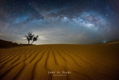 A Desert Dream II (samy olabi) Tags: ifttt 500px travel sky clouds night tree beautiful stars long exposure astrophotography astronomy nightscape photography desert sand uae abu dhabi