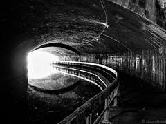 Exploiting Overexposure (Jason_Hood) Tags: monochrome blackandwhite canal