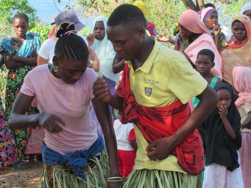 Kilwa Kisiwani Dancers