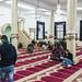 Betlehem folk kommer til bøn_