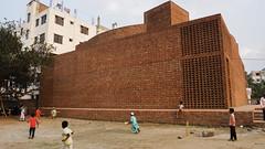 Cricket 3414 (shahidul001) Tags: mosque prayer religion spirituality islam baiturrouf agakhanaward architecture marinatabassum light design community