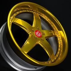VL550 | Dubai Gold