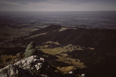 BREITENSTEIN - GERMANY (Regus22) Tags: bergsteigen breitenstein domi martin sarah simo alpen alps mountain view clouds green sport travel hiking fit spring warm days 5d mark iii canon