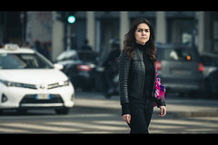Urban Life (beppeverge) Tags: milano lombardia italia it cinematic streetportrait beppeverge urbanlife milan street people movie