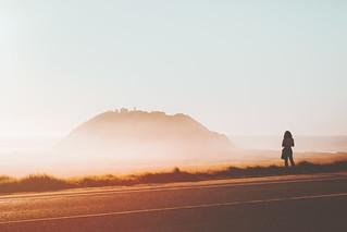 Roadtrip. Point Sur, USA