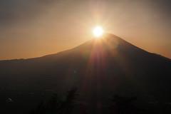 P4190024-1 (vincentvds2) Tags: fuji fujisan mountfuji mtfuji ashigara sunset
