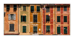 Façades Italiennes (Olivier Faugeras) Tags: italie ligurie portofino pentax façade